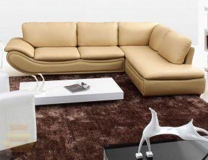 Ghế sofa bọc nỉ giá rẻ